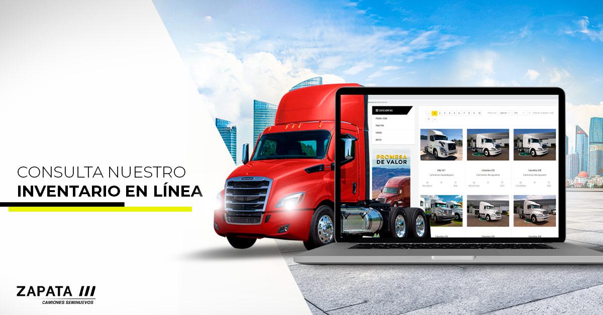 Lo mejor en venta de Camiones Seminuevos