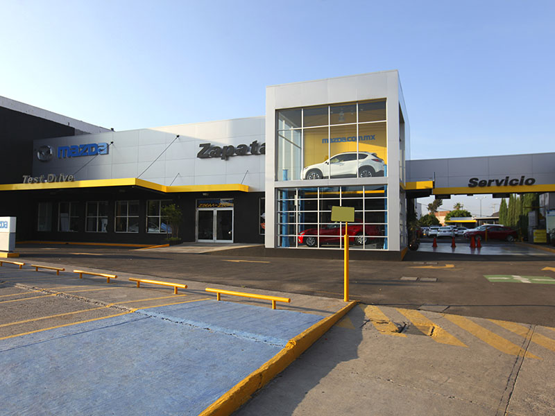 Mazda Zapata Celaya