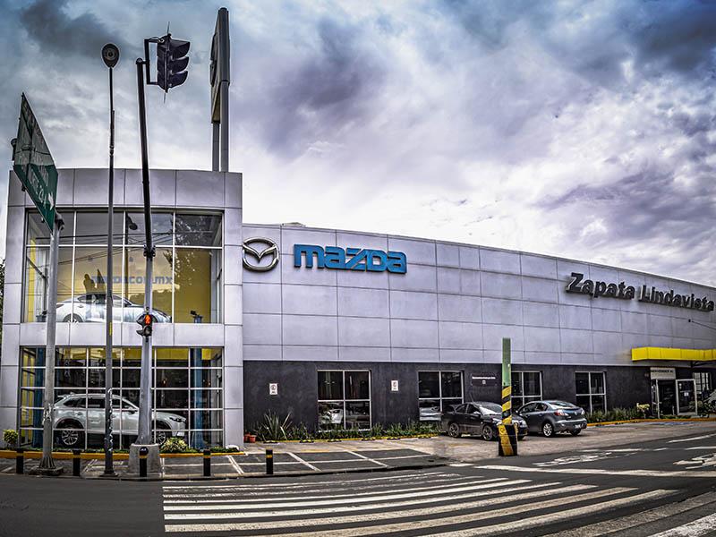 Mazda Zapata Lindavista