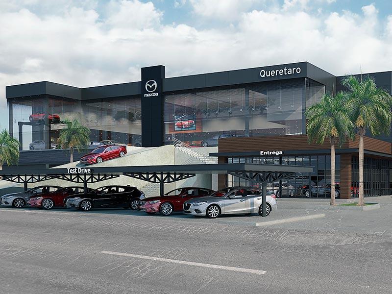 Mazda Zapata Querétaro