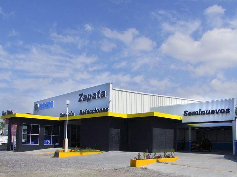 Mazda Zapata San Juan del Río