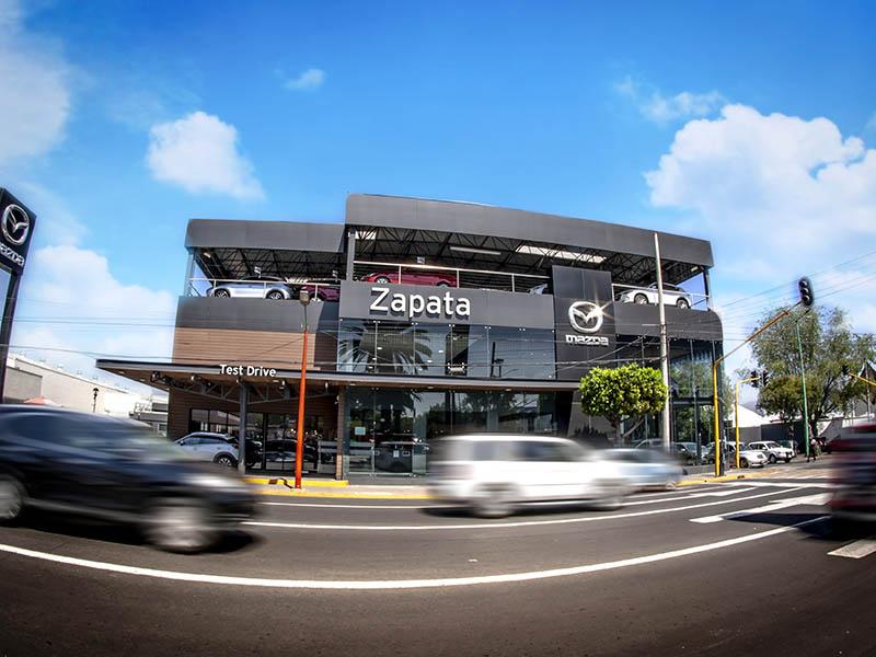 Mazda Zapata Tlalnepantla