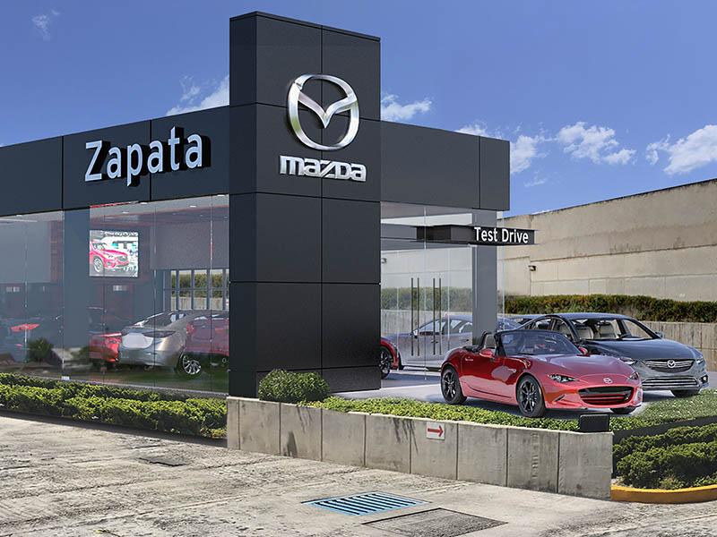 Mazda Zapata Esmeralda