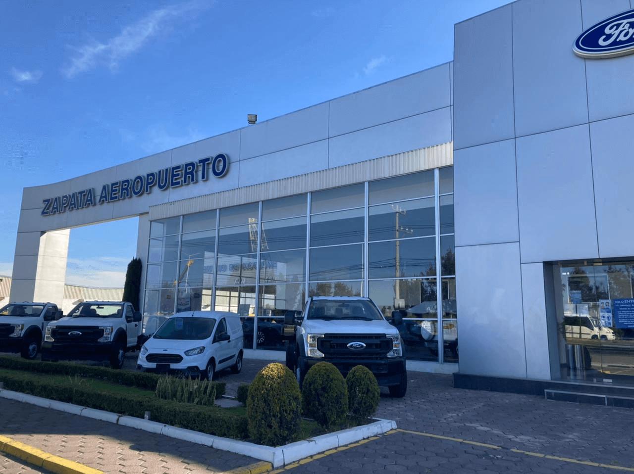Ford Zapata Aeropuerto