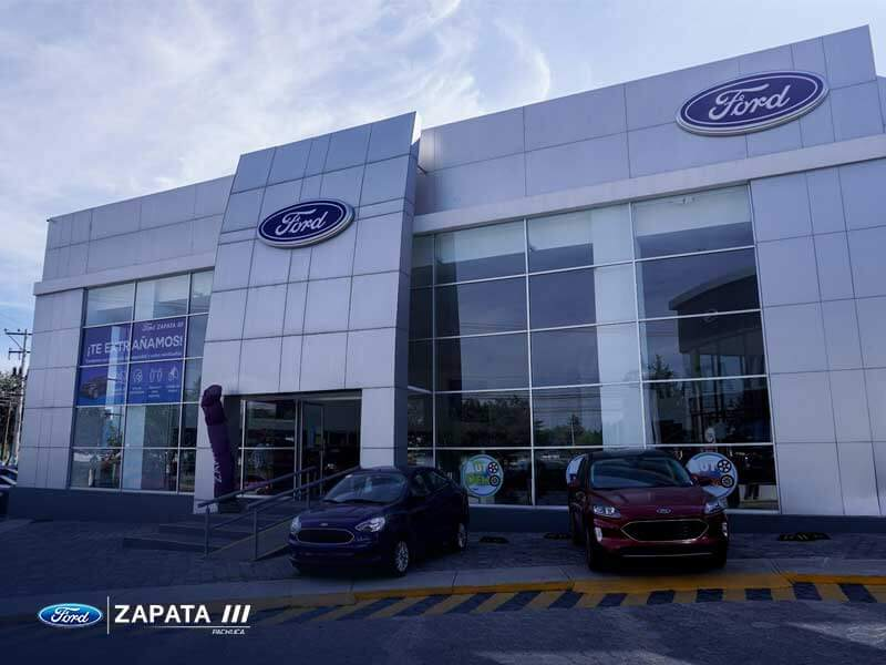 Ford Zapata Pachuca