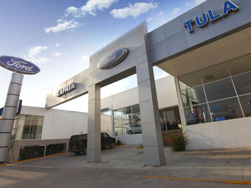 Ford Zapata Tula