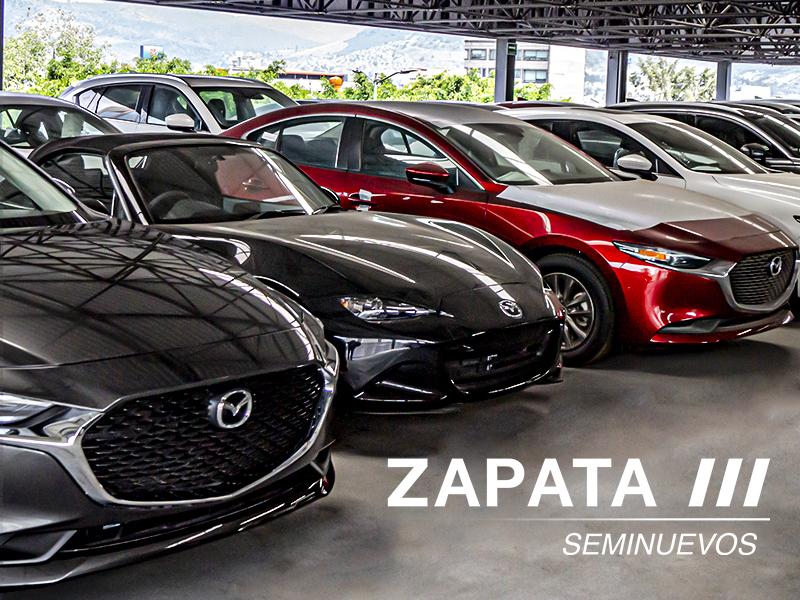 Mazda Zapata Seminuevos