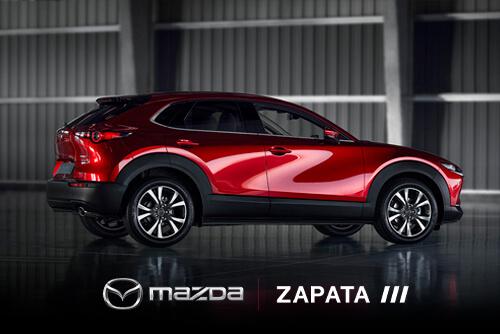 Mazda Zapata