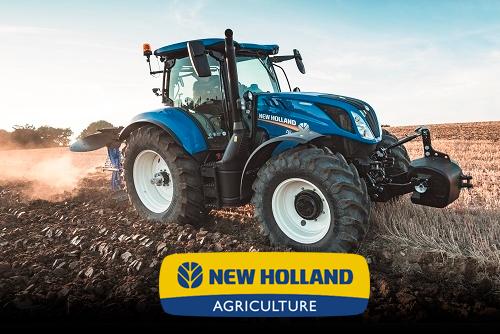 New Holland Agriculture - Zapata Maquinaria