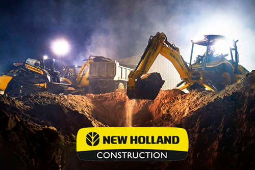 New Holland Construction - Zapata Maquinaria