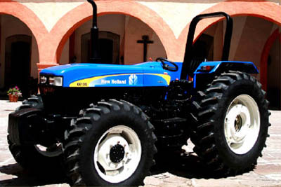 TRACTOR 6610S